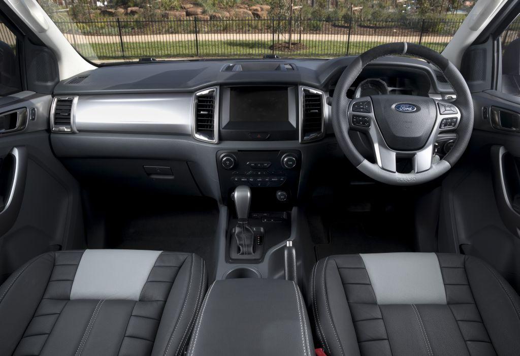 tickford comeback confirmed ford ranger enhanced performancedrive. Black Bedroom Furniture Sets. Home Design Ideas