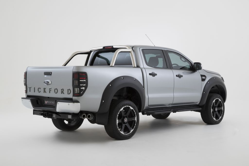 Ford Ranger Tuning >> Tickford comeback confirmed, Ford Ranger enhanced | PerformanceDrive
