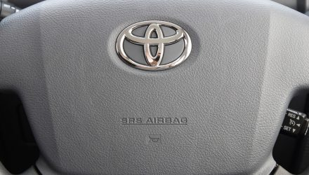 Toyota adds another 5.8 million vehicles to Takata airbag recall