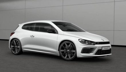 Volkswagen Scirocco R Wolfsburg edition on sale from $49,490