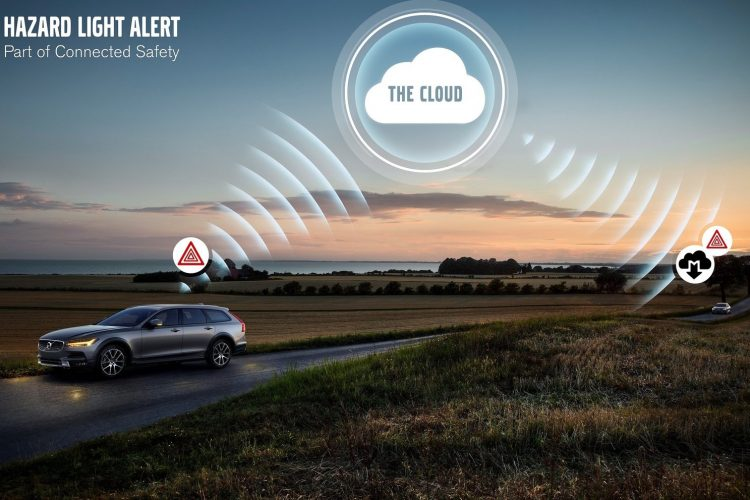 volvo-car-to-car-communication