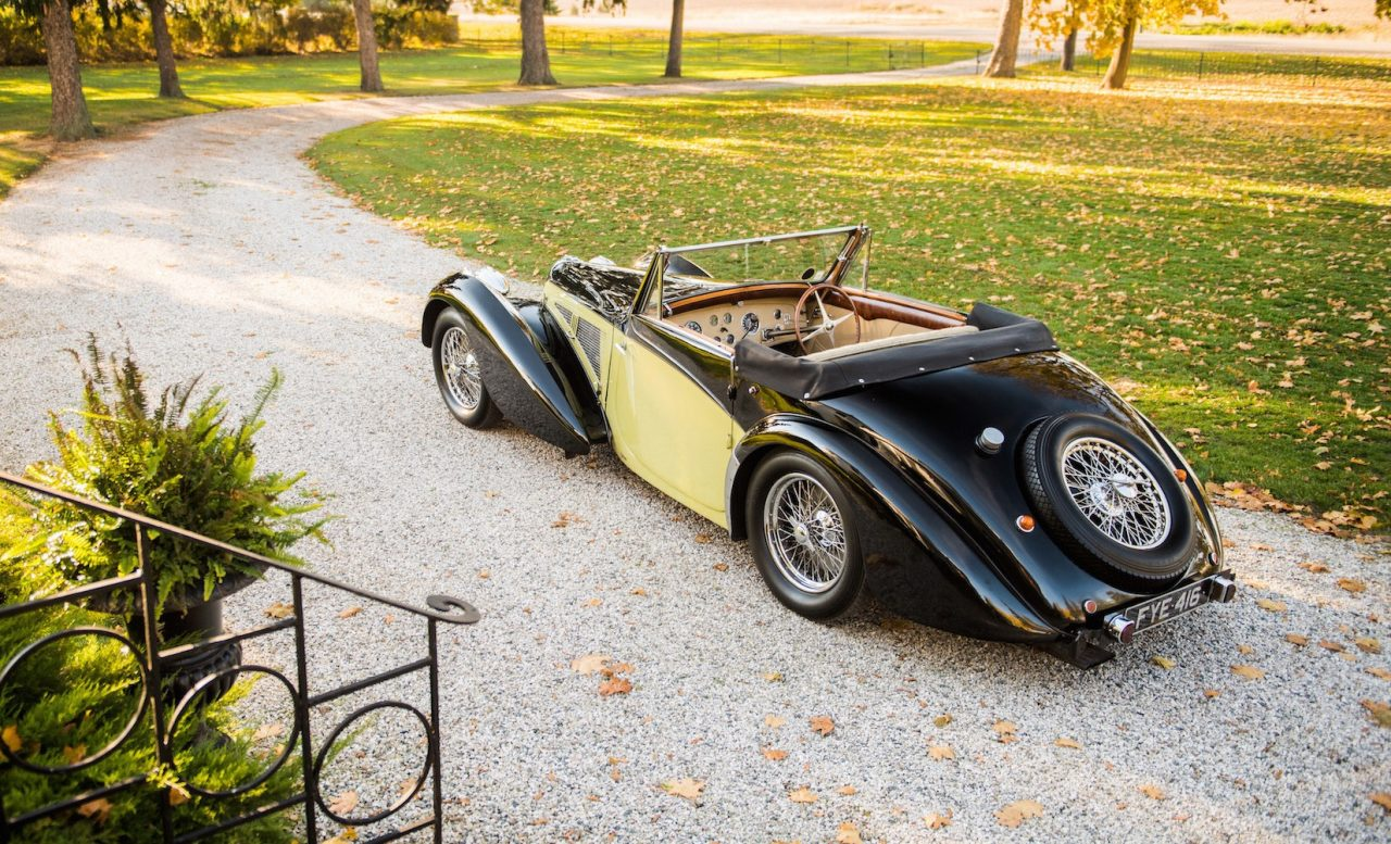 for sale mint 1937 bugatti type 57s expected to fetch over 8m performancedrive. Black Bedroom Furniture Sets. Home Design Ideas