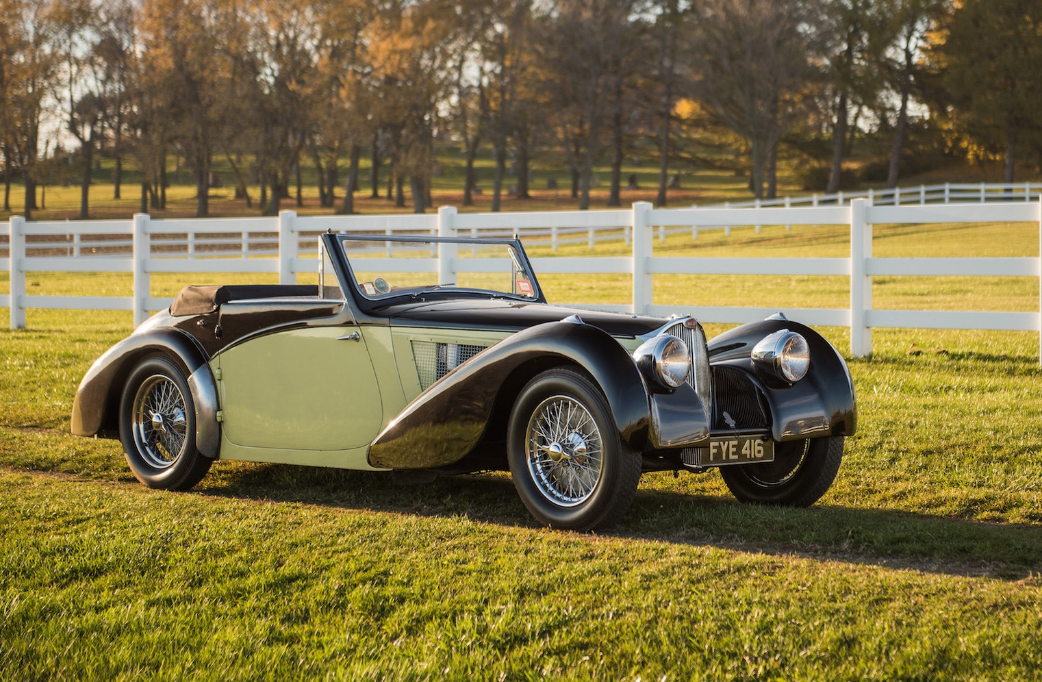Jeep Project For Sale For Sale: Mint 1937 Bugatti Type 57S, expected to fetch ...