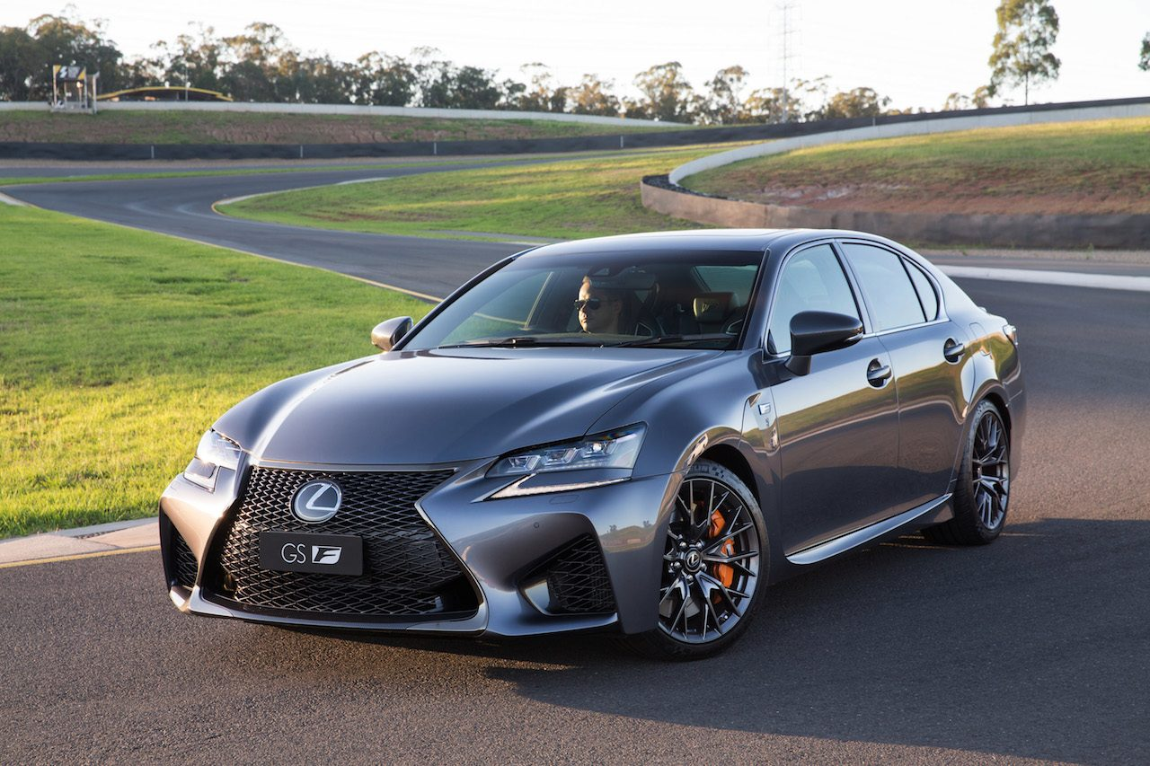 lexus gs f rc f updates add adaptive suspension new colour options performancedrive. Black Bedroom Furniture Sets. Home Design Ideas