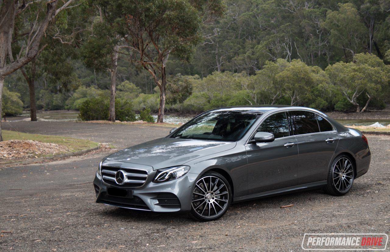 2016 mercedes benz e 200 amg line review performancedrive for Mercedes benz line