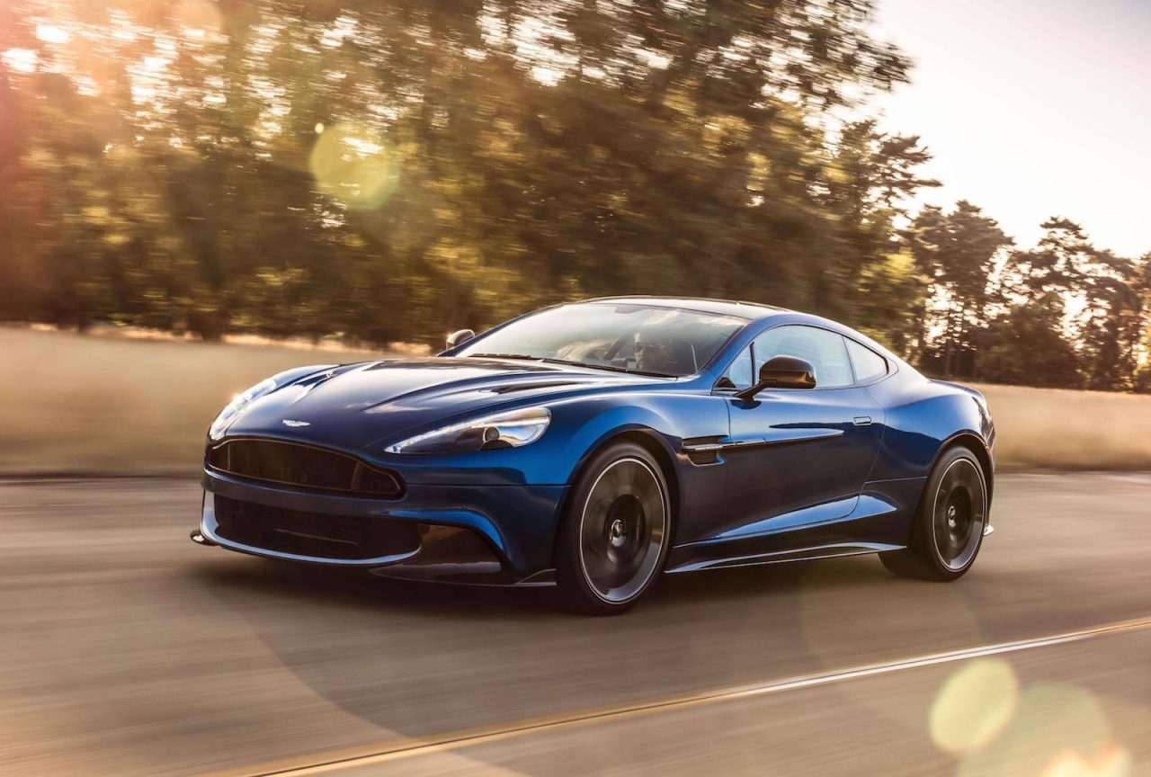 aston martin announces stunning new vanquish s performancedrive. Black Bedroom Furniture Sets. Home Design Ideas