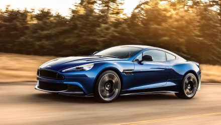 Aston Martin announces stunning new Vanquish S