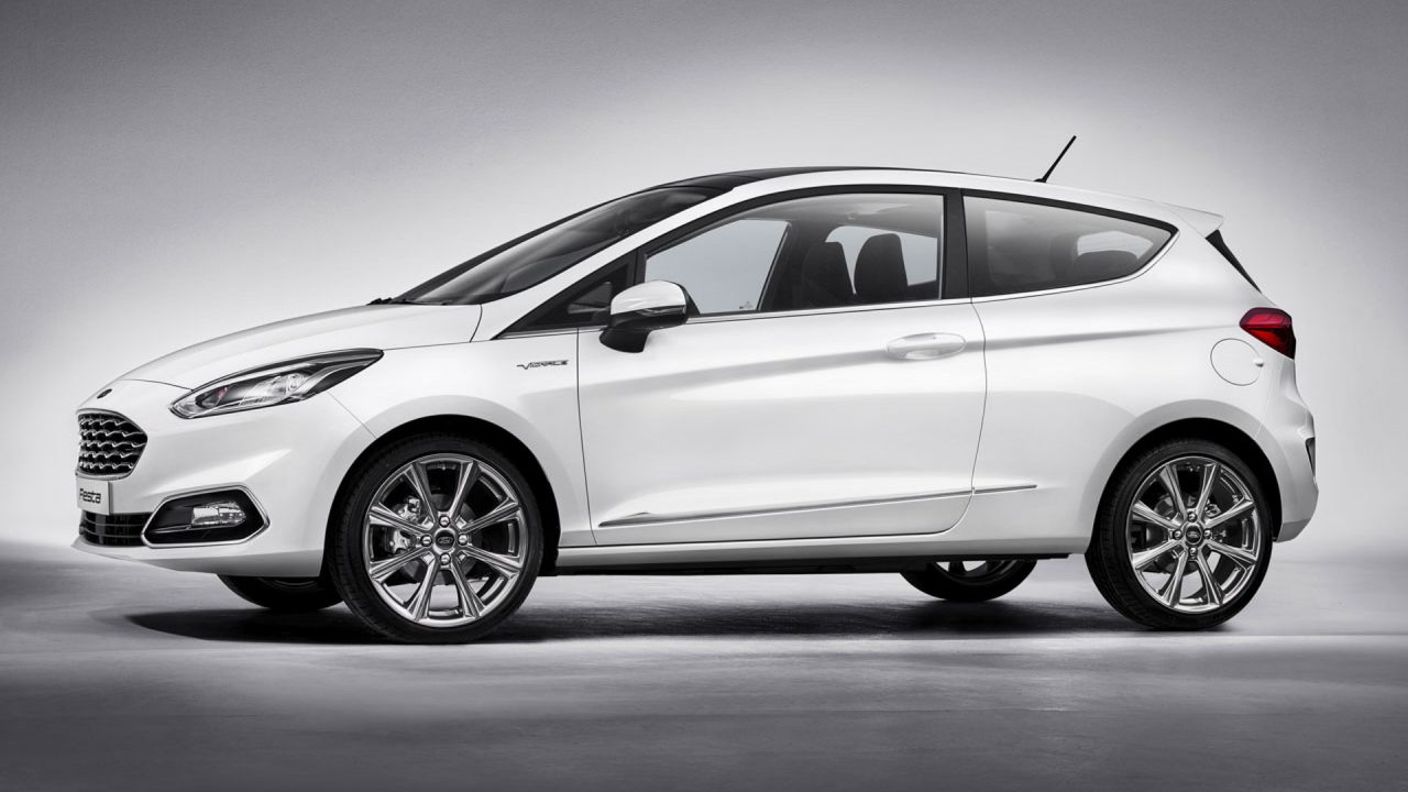 2017 ford fiesta revealed 39 fiesta active 39 crossover added to range performancedrive. Black Bedroom Furniture Sets. Home Design Ideas