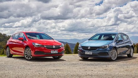 2017 Holden Astra now on sale in Australia from $21,990