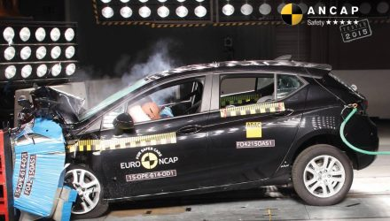 2017 Holden Astra receives 5-star ANCAP safety rating