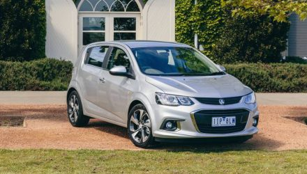 New-look 2017 Holden Barina now on sale from $14,990