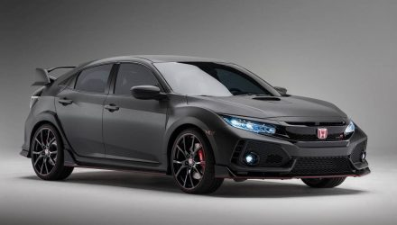 2017 Honda Civic Type R prototype to debut at SEMA