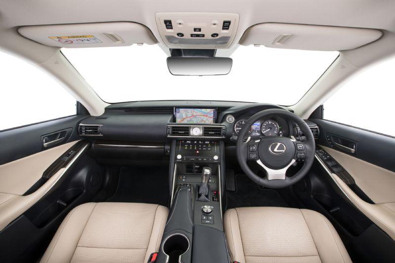 2017 Lexus IS 200t 350 300h Now On Sale Revised Design