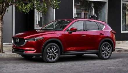 Next-gen 2017 Mazda CX-5 unveiled at LA auto show