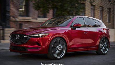 2017 Mazda CX-5 MPS turbo rendered, good idea?