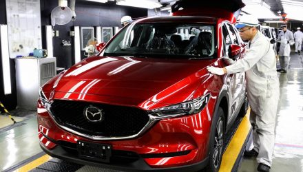 New Mazda CX-5 production commences, lands in Australia first half 2017