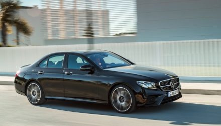2017 Mercedes-AMG E 43 & 350e hybrid now on sale in Australia