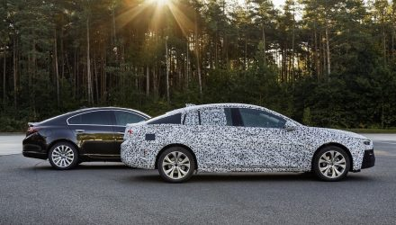 Opel confirms new crossover versions of Astra & Insignia – Commodore SUV?