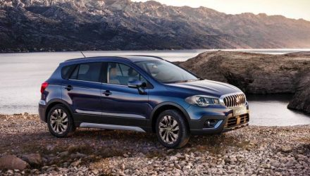 2017 Suzuki S-Cross Turbo on sale in Australia from $27,990