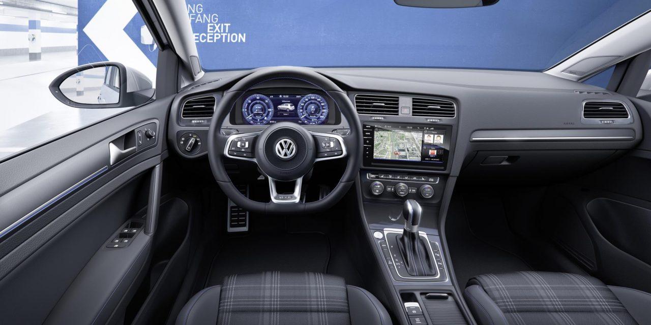 2017 Volkswagen Golf revealed more power for GTI  PerformanceDrive