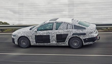 2018 Holden NG Commodore reveal in December