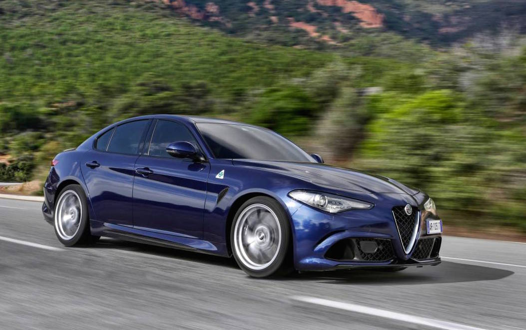 alfa romeo giulia qv in high demand in australia arrives february performancedrive. Black Bedroom Furniture Sets. Home Design Ideas