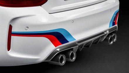 BMW Australia announces M Performance exhaust for M2