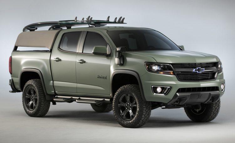Chevrolet Colorado Hurley concept
