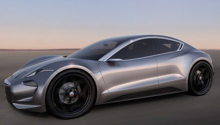 Fisker EMotion revealed as Henrik's new EV