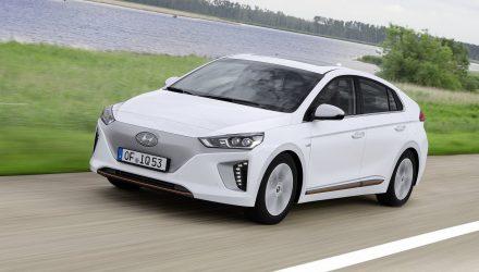 Hyundai IONIQ EV gets EPA's best-ever fuel economy rating
