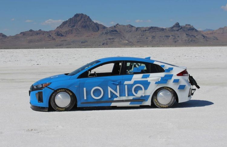 hyundai-ioniq-land-speed-record