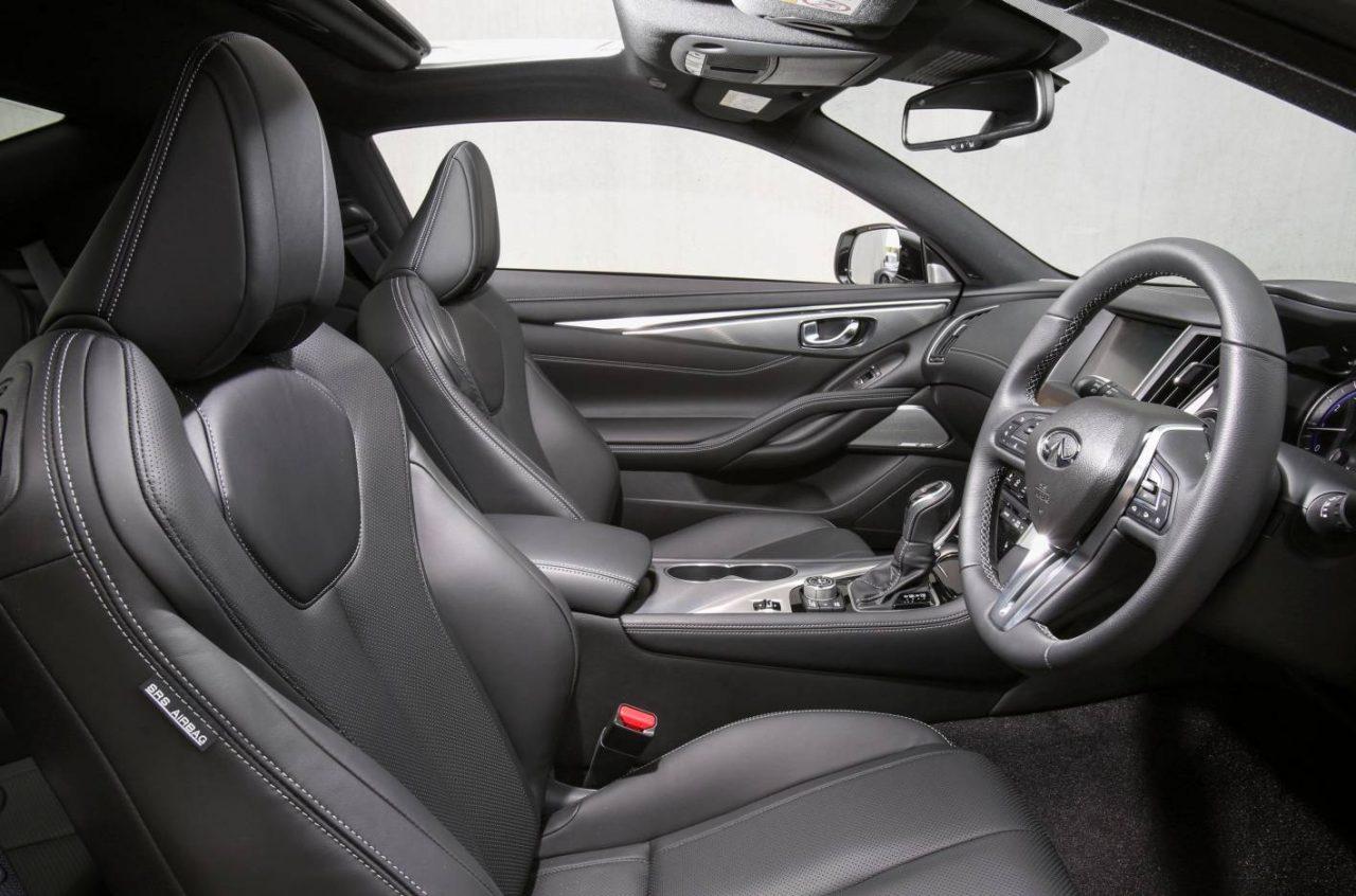 Infiniti Q60 Now On Sale In Australia From 62 900 Performancedrive