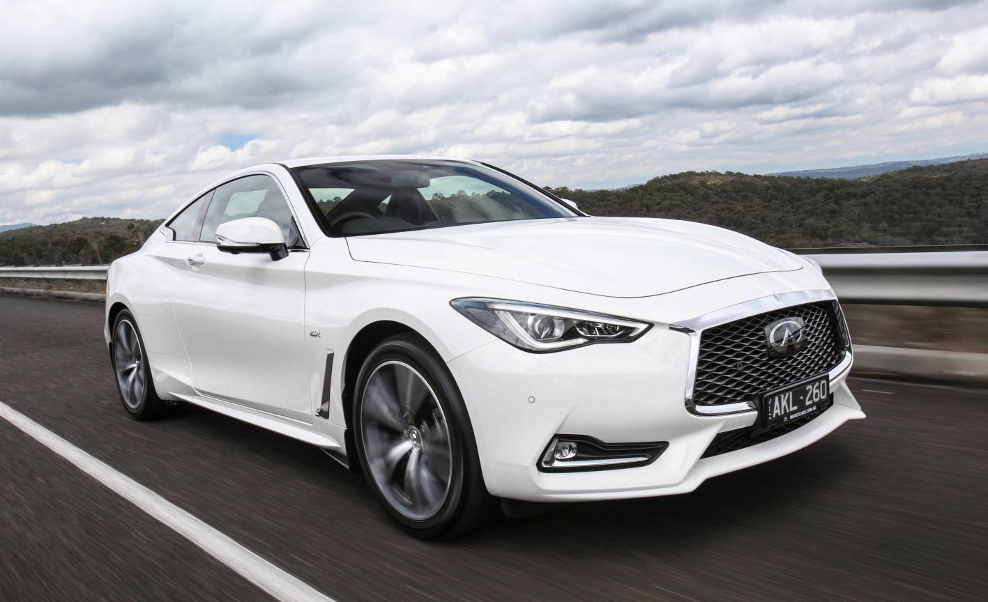 Infiniti Q60 Now On Sale In Australia From 62 900