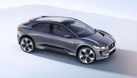 Jaguar I-PACE electric SUV revealed, on sale 2018