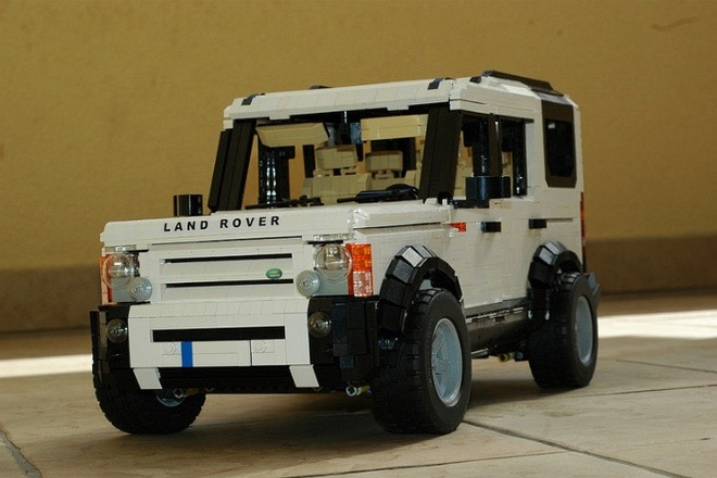 lego land rover discovery 3 is perfect performancedrive. Black Bedroom Furniture Sets. Home Design Ideas