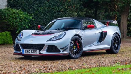 Lotus Exige Sport 380 revealed as most hardcore version yet