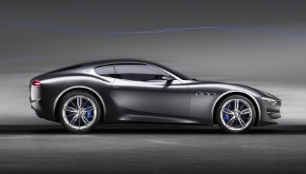 Maserati to introduce electric version of Alfieri – report