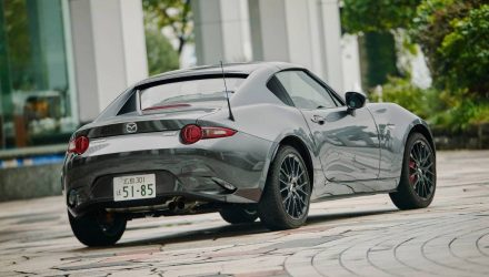 Mazda MX-5 RF hardtop on sale from $38,550, arrives February