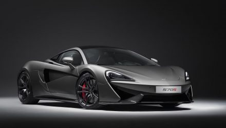 McLaren 570S Track Pack announced, gets bespoke aero
