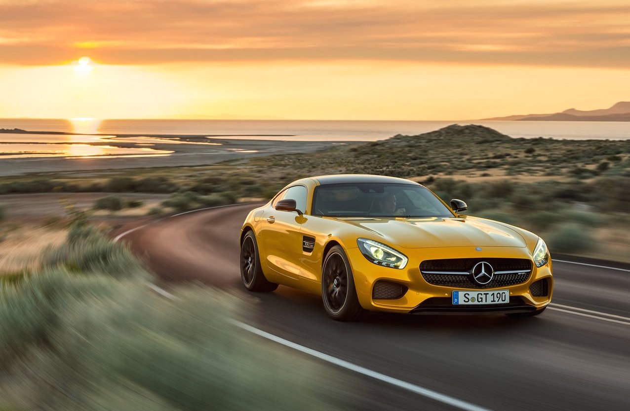 Mercedes amg 39 gt 4 39 four door coupe in the works report for Mercedes benz 4 door