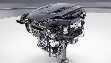 Mercedes announces new engine family, inline six revival