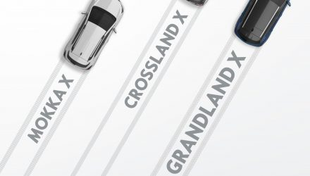 Opel Grandland X confirmed as Astra SUV, RAV4 rival