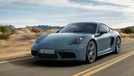 Porsche Boxster & Macan to remain most affordable models