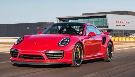 Porsche opens new driving playground in California