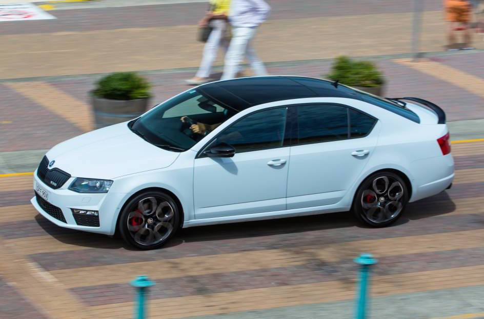 skoda octavia rs 230 edition on sale in australia from 41 490 performancedrive. Black Bedroom Furniture Sets. Home Design Ideas