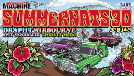 Summernats 30 to be biggest ever, record-breaking 2000 entrants