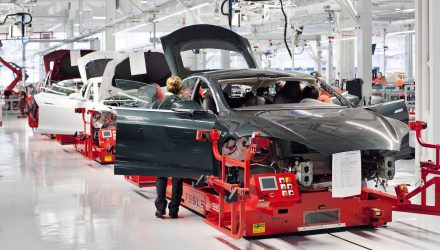 Tesla to acquire Grohmann Engineering, plans 'Gigafactory 2'
