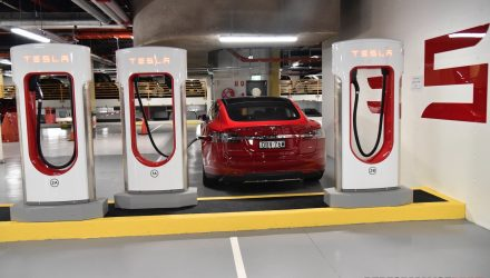 Tesla announces 3 more Supercharger locations for Australia