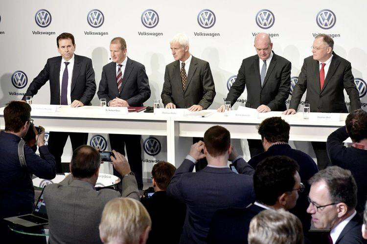 Volkswagen 30000 job cuts