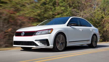 Volkswagen reveals sporty Passat GT concept for LA show